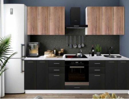 Кухня СОЛО 2600мм (Готовый комплект)
