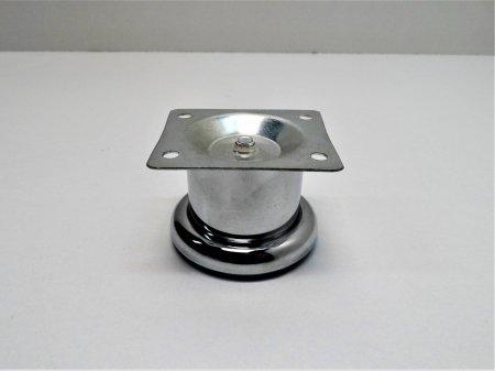 Ножка  метал D-50мм,  H-50мм