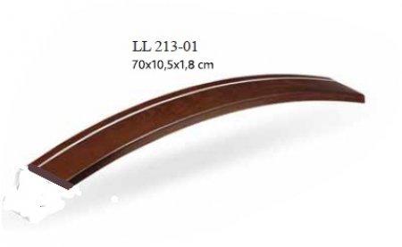 Деревянный подлокотник LL 213-01
