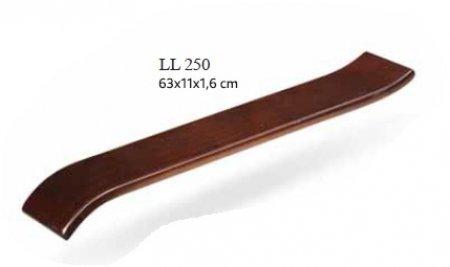 Деревянный подлокотник LL 250