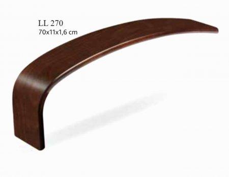 Деревянный подлокотник LL 270