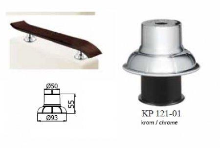 Опора для накладки KP 121-01